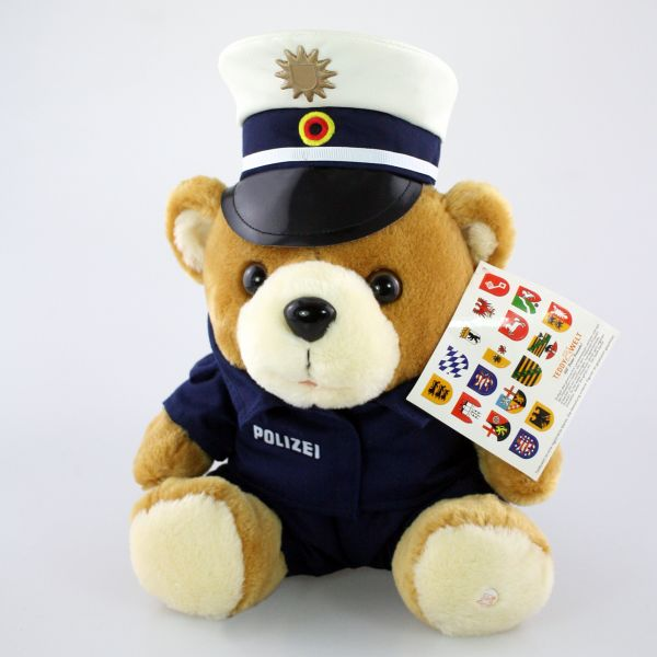 Polizei Teddy