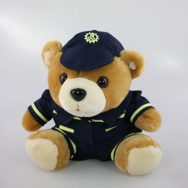 THW Teddybär