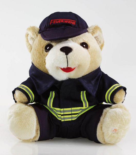Feuerwehr-Teddy