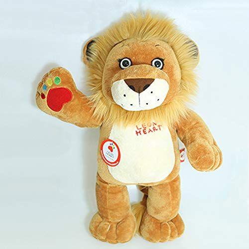 Löwe Kuscheltier 50cm Leon Heart für einen guten Zweck
